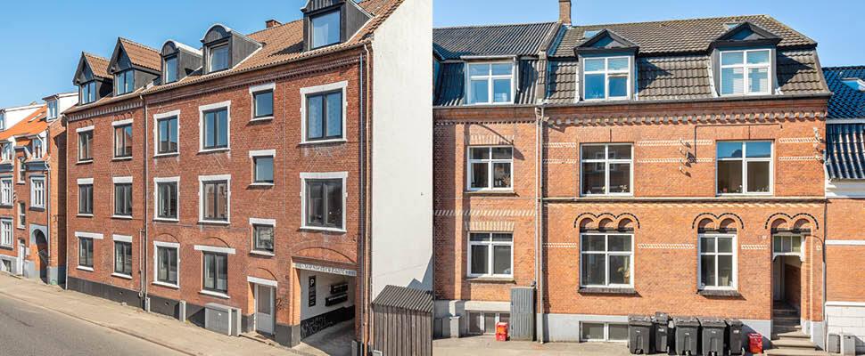 KM Erhverv - Nyboesgade 88 / Vesterbrogade 85, 7100 Vejle